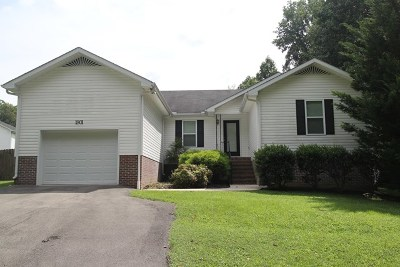 Cookeville Single Family Home For Sale: 1801 Forrest