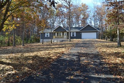 Crossville Single Family Home For Sale: 721 Villageway