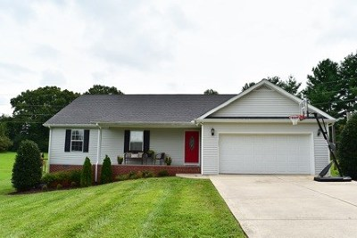 Cookeville TN Single Family Home For Sale: $199,000