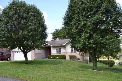 Crossville Single Family Home For Sale: 3016 Seminole Loop