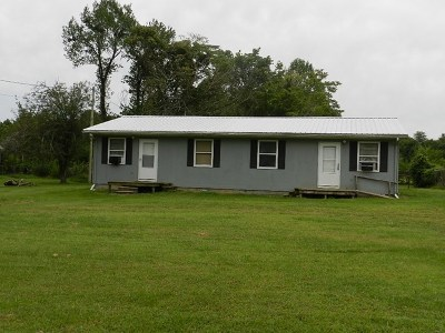 Gainesboro Single Family Home For Sale: 146 Sheldon Young Ln.