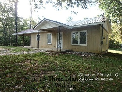 Cookeville TN Single Family Home For Sale: $649