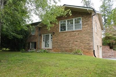Livingston Single Family Home For Sale: 3006 Upper Hilham Road