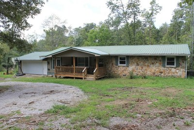 Crossville Single Family Home For Sale: 975 Lawson Rd