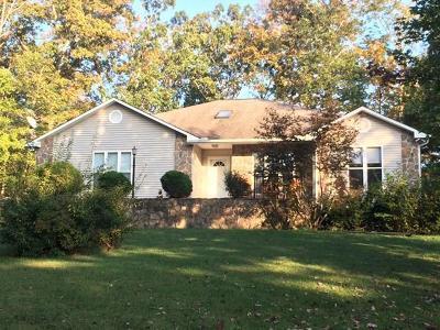 Crossville Single Family Home For Sale: 318 Pin Oak Lane