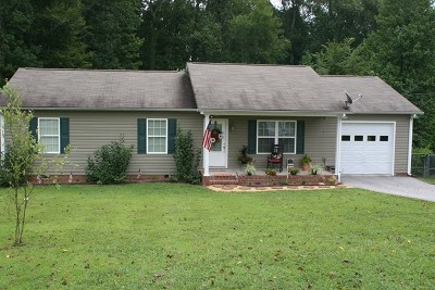 Cookeville TN Single Family Home For Sale: $155,000