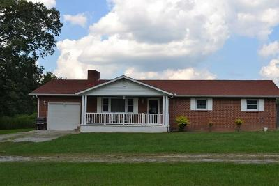 Crossville Single Family Home For Sale: 78 Wilson Rd