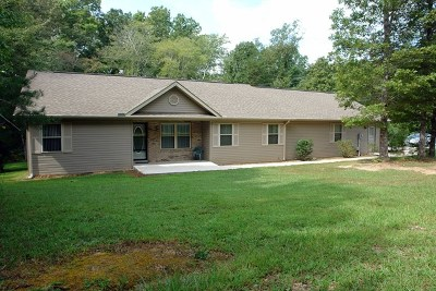 Crossville Single Family Home For Sale: 105 Malvern Rd