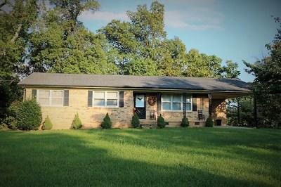 Sparta Single Family Home For Sale: 2220 White Oak Flatt Rd