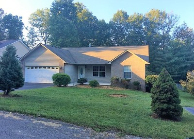 Crossville Single Family Home For Sale: 5006 Chinook Lane