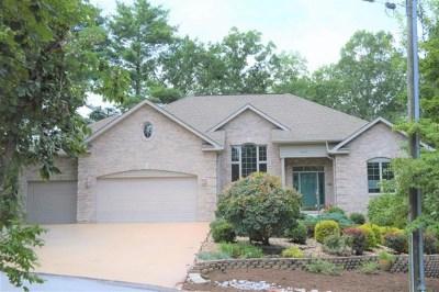 Crossville Single Family Home For Sale: 25 Belvedere Lane
