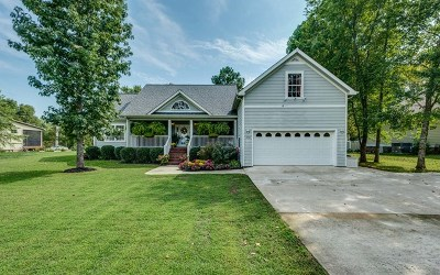 Cookeville Single Family Home For Sale: 4939 Curtis Drive