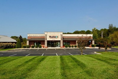 Cookeville, Baxter Commercial For Sale: 1150 Perimeter Park Drive