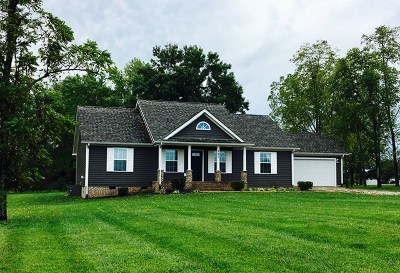 Rickman Single Family Home For Sale: 520 Walnut Heights