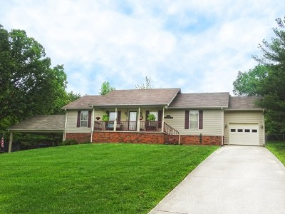 Cookeville Single Family Home For Sale: 1649 Biltmore Drive