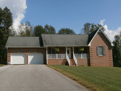 Cookeville Single Family Home For Sale: 4075 Ezra Dr.