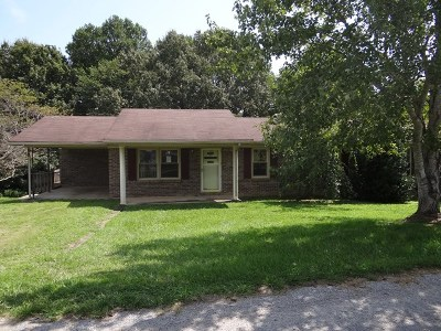 Single Family Home For Sale: 108 Hop Anderson Ln