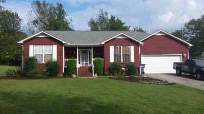 Cookeville Single Family Home For Sale: 4085 Ezra Dr