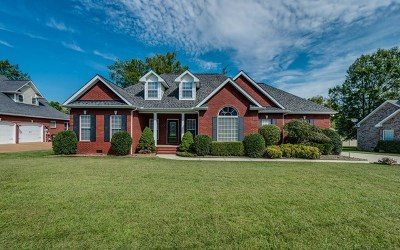 Cookeville Single Family Home For Sale: 385 Brookside Drive