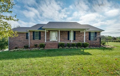 Cookeville Single Family Home For Sale: 188 Ridgedale Drive