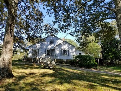 Sparta Single Family Home For Sale: 479 Gum Springs Mountain Rd