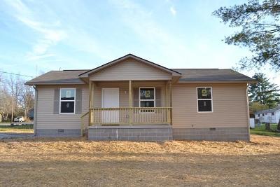 Crossville Single Family Home For Sale: 80 Darrell Avenue
