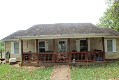 Cookeville Single Family Home For Sale: 3881 Rodgers
