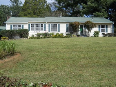 SPARTA Single Family Home For Sale: 120 Sims St