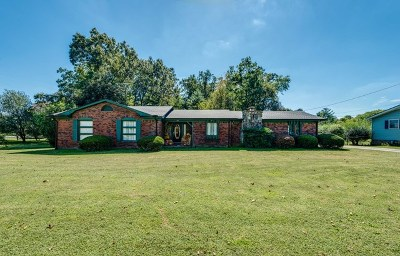 Cookeville Single Family Home For Sale: 1653 Quinland Lake Road