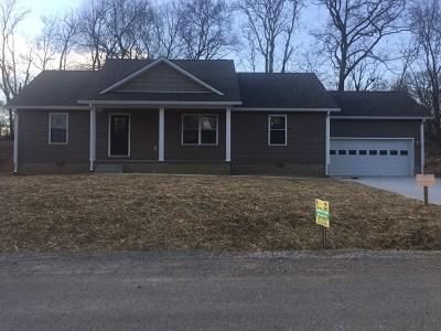 Baxter Single Family Home For Sale: 126 Rachelle Place