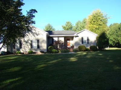 Cookeville Single Family Home For Sale: 115 Mountain Top Ln