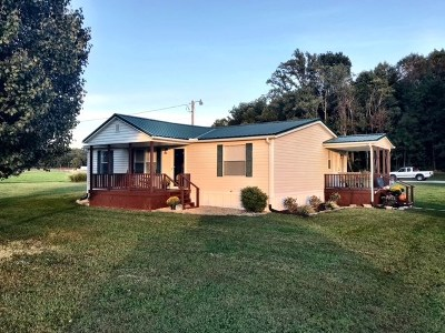 Cookeville Single Family Home For Sale: 5419 Whittaker
