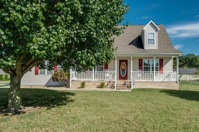 Cookeville Single Family Home For Sale: 1730 Cobblestone Drive
