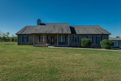 Cookeville Single Family Home For Sale: 8278 Spring Creek Road