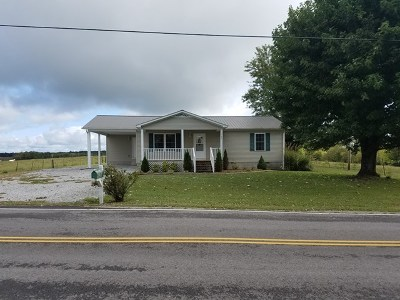 Allons Single Family Home For Sale: 736 Old Celina Rd