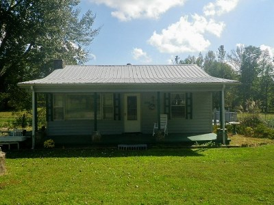 Sparta Single Family Home For Sale: 1096 Swamp Rd.