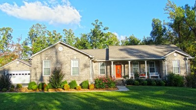 MONTEREY Single Family Home For Sale: 655 Callahan Road