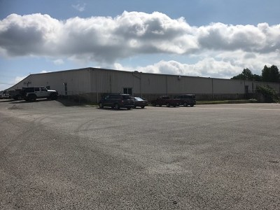 Livingston Commercial For Sale: 105 Industrial Park Drive