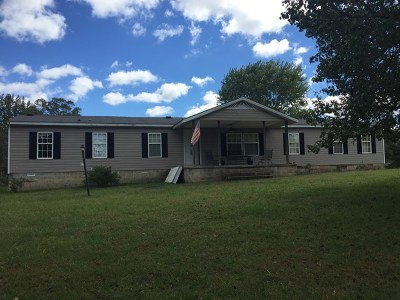 Cookeville Single Family Home For Sale: 221 County Farm Road