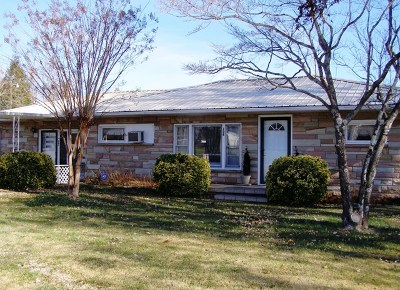 Monterey TN Single Family Home For Sale: $75,000