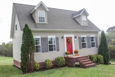 Cookeville Single Family Home For Sale: 3941 Bishop Trace