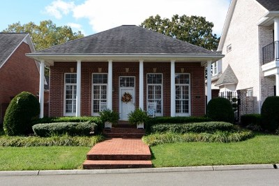 Cookeville Single Family Home For Sale: 1069 Sugarhill Place