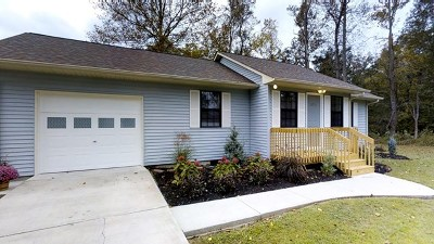 Cookeville Single Family Home For Sale: 2076 Buffalo Valley Road