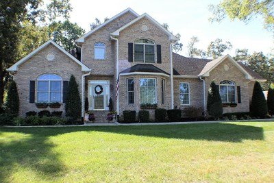 Cookeville Single Family Home For Sale: 3829 Plantation Dr