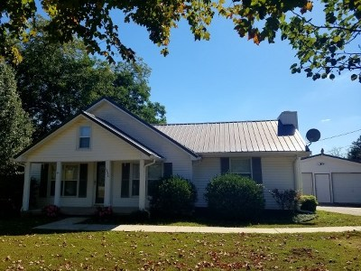 Cookeville TN Single Family Home For Sale: $145,900