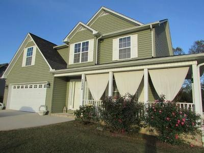 Baxter Single Family Home For Sale: 7824 Platinum Circle