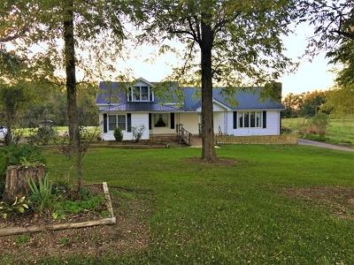 Monterey TN Single Family Home For Sale: $169,000