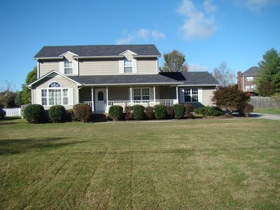 Cookeville Single Family Home For Sale: 119 Mountain Top