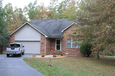 Monterey TN Single Family Home For Sale: $200,000
