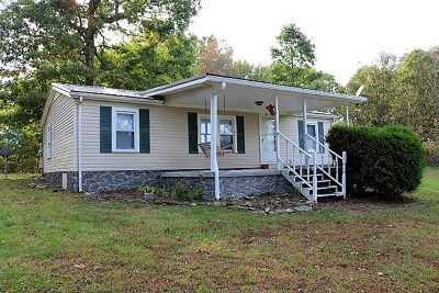 Cookeville TN Single Family Home For Sale: $60,000